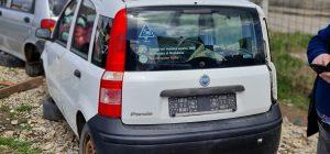 Dezmembrari / Dezmembrez Fiat Panda 1.1 benzina