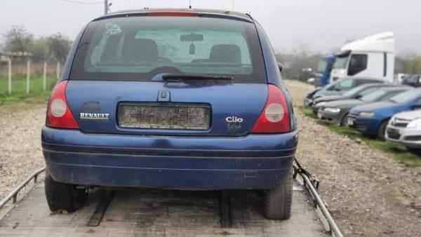 Dezmembrari / Dezmembrez Renault Clio 1.4 benzina ⭐⭐⭐⭐⭐