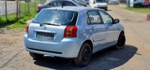 Dezmembrari / Dezmembrez Toyota Corolla 1.4 benzina cod 4ZZ-FE ⭐⭐⭐⭐⭐
