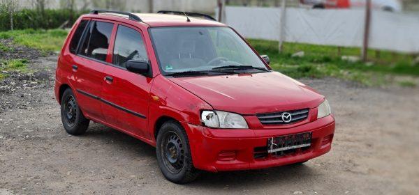 Dezmembrari / Dezmembrez Mazda Demio 1.3 benzina cod B3⭐⭐⭐⭐⭐