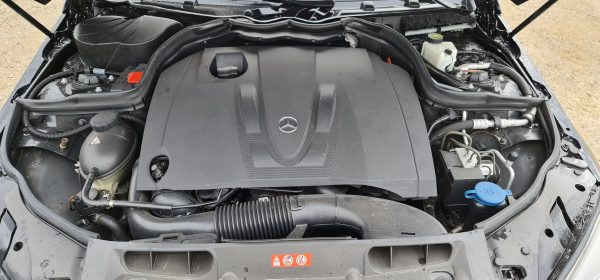 Dezmembrari / Dezmembrez Mercedes W204 2.2 CDi Break cod motor 646.811